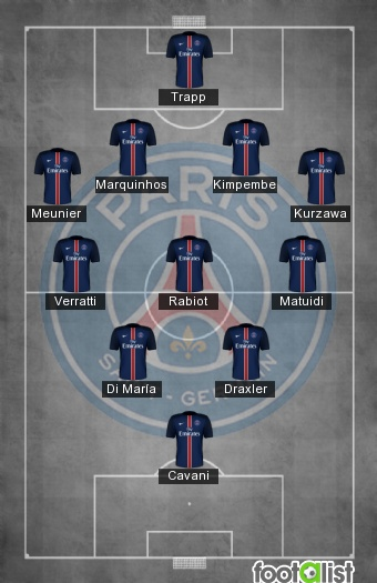 PSG BARCA 4-0