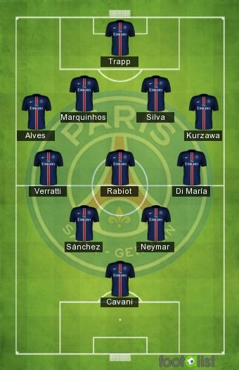 PSG A 2018 TYPE DREAM