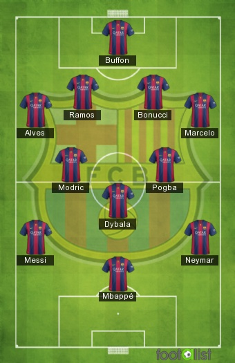 Team of the year