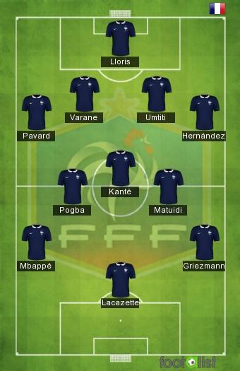 Mon Equipe de France
