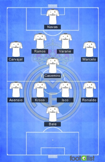 Ma Batti14 composition by  Madrid(2017-2018) du Real