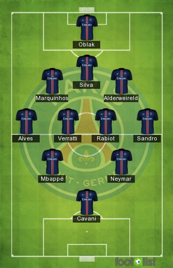 Psg 2019 by Fmpatto22 :: footalist