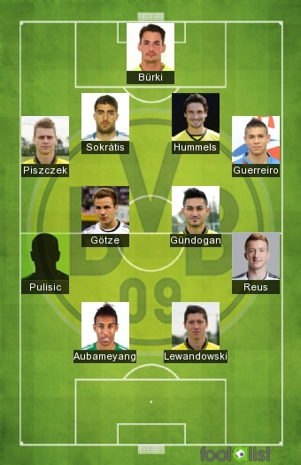 Dortmund XI If Everyone Stayed