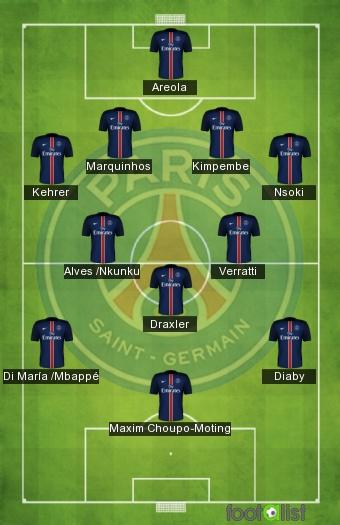 PSG Montpellier