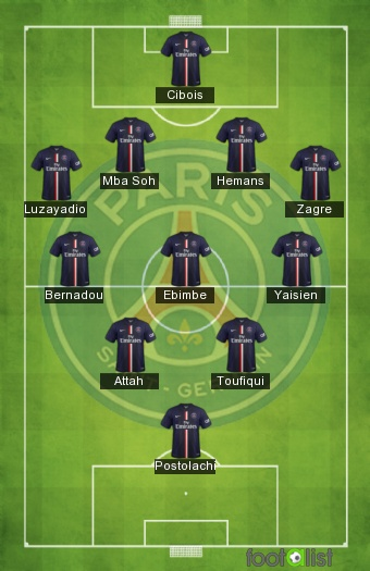 PSG Chartres CFA