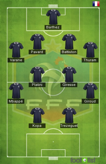 Coupe du monde  française