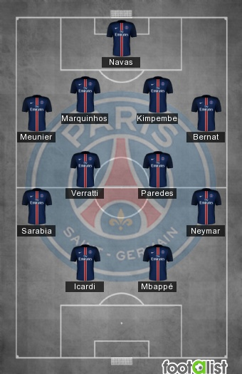 PSG option 4