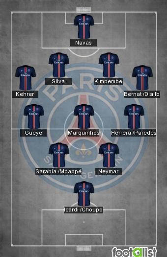 PSG vs Atalanta