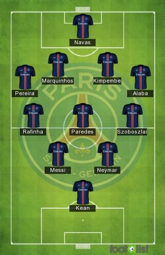 PSG 2021/2022