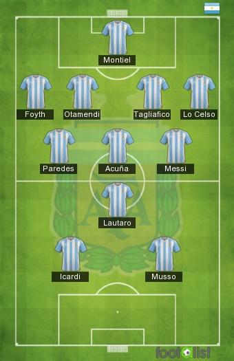 Argentine 23