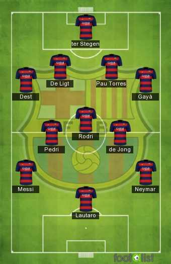 FC Barcelona 2024-25