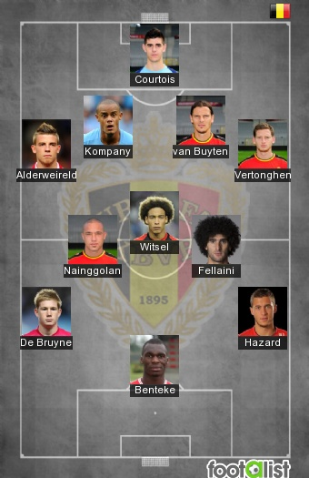 Belgium best XL