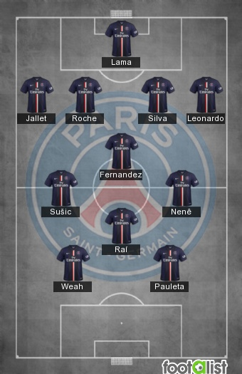 PSG Legends