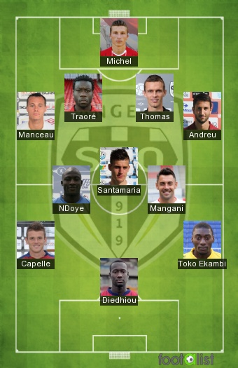 Angers best XL 2016-2017