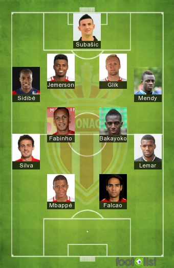 ASM 2016-2017 - Best XI