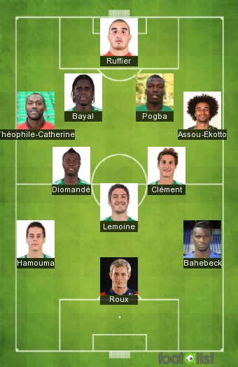 Le 11 probable face à Bordeaux
