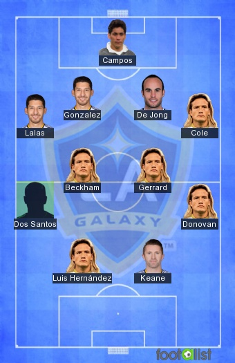 LA Galaxy Legends