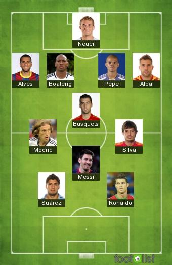 Best 16-17
